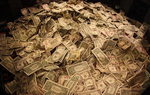 millionär an einem tag