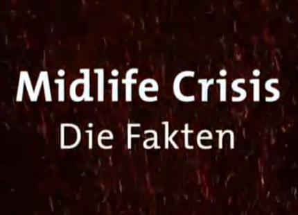 Midlife crisis single mann