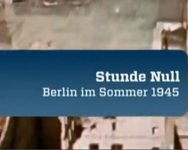 stunde null 1945